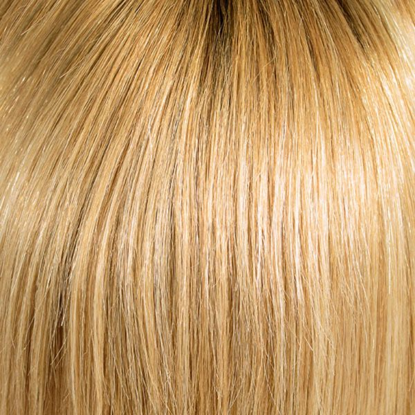 20R/23+Root10 Champagne Root Human Hair Wig Colour by Belle Madame