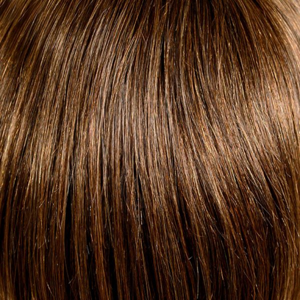 8/12/30 Chocolate Human Hair Wig Colour by Belle Madame