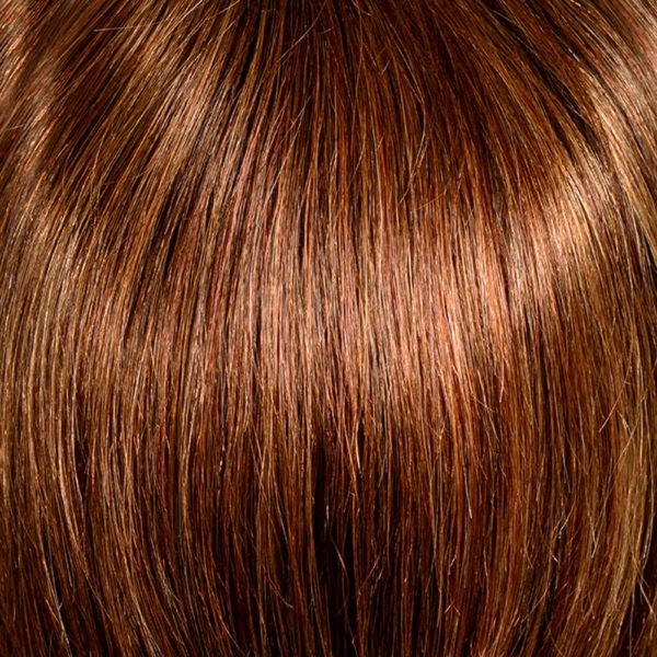 30/6/27-6 Dark Red Mix Human Hair Wig Colour by Belle Madame
