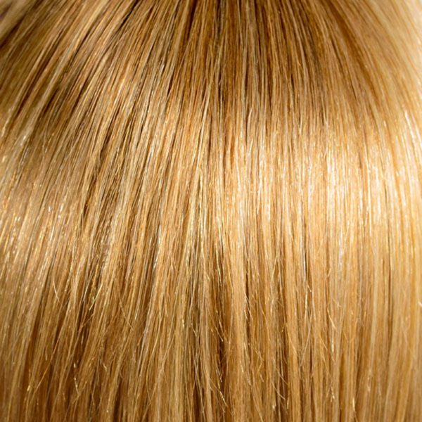 Honey Mix Root Human Hair Wig Colour by Belle Madame