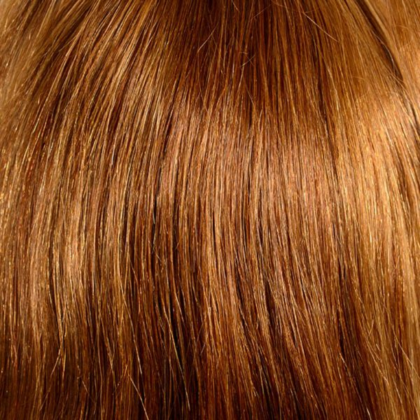 30/27 Light Copper Mix Human Hair Wig Colour by Belle Madame