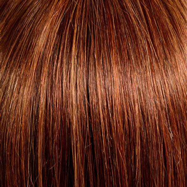Ruby Mix Human Hair Wig Colour by Belle Madame