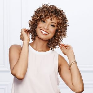 Curl Appeal Wig | Synthetic Lace Front | 30 Colours