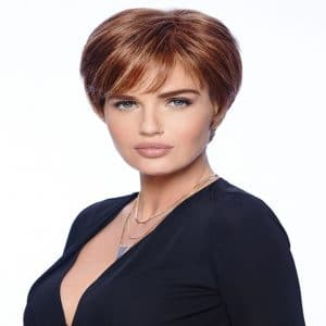 Excite Wig | Synthetic Mono Crown (Petite/Average) | 26 Colours