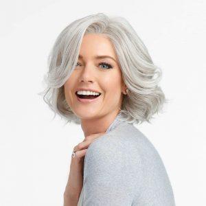 Flirt Alert Wig | Heat Friendly Synthetic Lace Front Wig (Mono Part) | 27 Colours