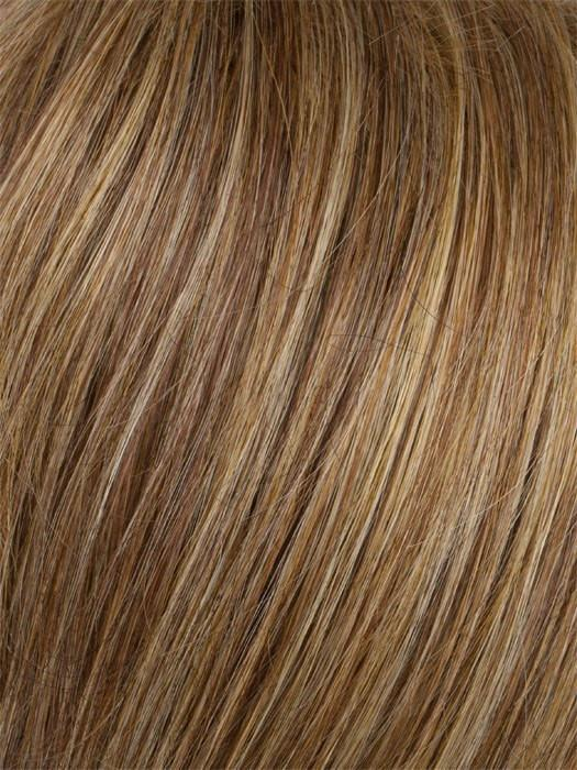Light Red Gabor Wig Colour