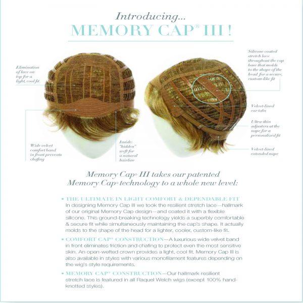 Memory Cap III by Raquel Welch