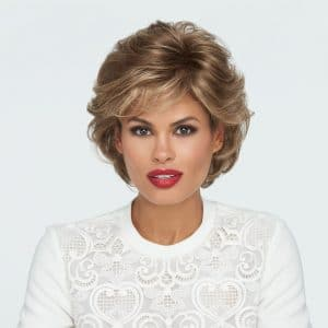 Tango Wig | Synthetic Mono Top (Petite/Average) | 26 Colours