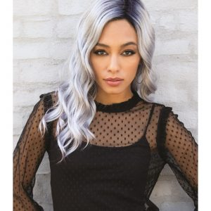 Layla Wig | Synthetic Lace Front (Lace Part) | 21 Colours