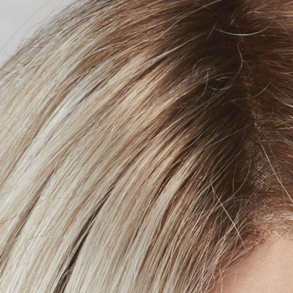 Platinum Mist Rooted G101 Rooted Wig colour by Natural Image