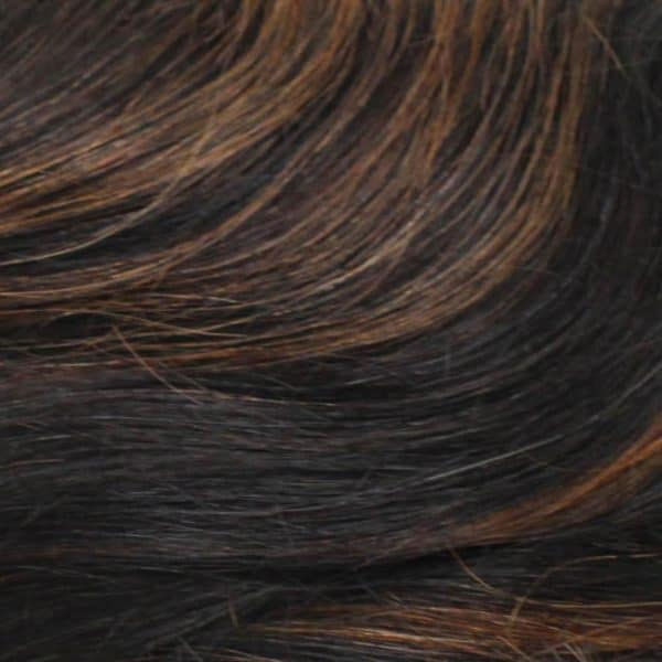1B/30 Human Hair Colour by Wig Pro