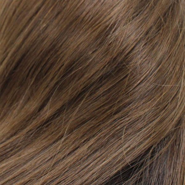 2/4GR Human Hair Colour by Wig Pro