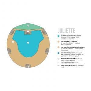 Juliette Bondable Topper By Jon Renau