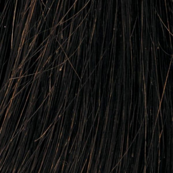 R1HH Black   Human Hair Wig Colour by Raquel Welch