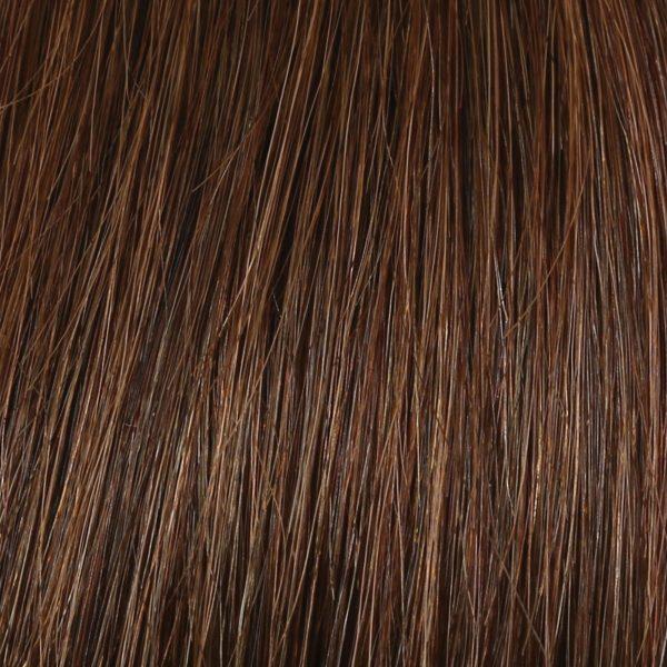 R130 Dark Copper   Human Hair Wig Colour by Raquel Welch