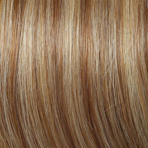 R14/25 Honey Ginger | Human Hair Wig Colour by Raquel Welch