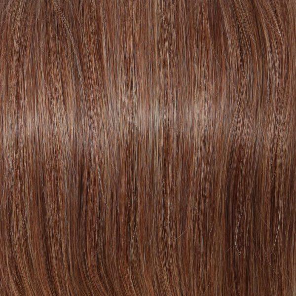 R3025S+ Glazed Cinnamon   Human Hair Wig Colour by Raquel Welch