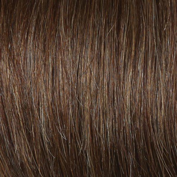 R10 Chestnut   Human Hair Wig Colour by Raquel Welch