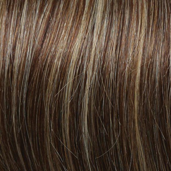 R11S-S+ Glazed Mocha | Human Hair Wig Colour by Raquel Welch