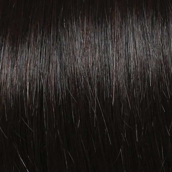 R4 Midnight Brown   Human Hair Wig Colour by Raquel Welch