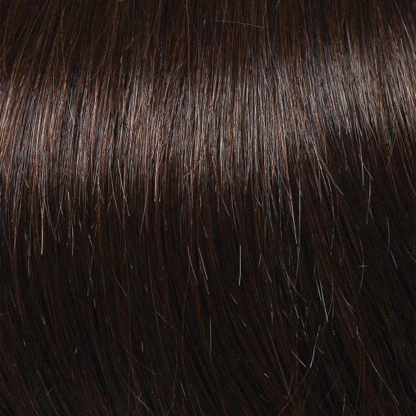 R6 Dark Chocolate   Human Hair Wig Colour by Raquel Welch