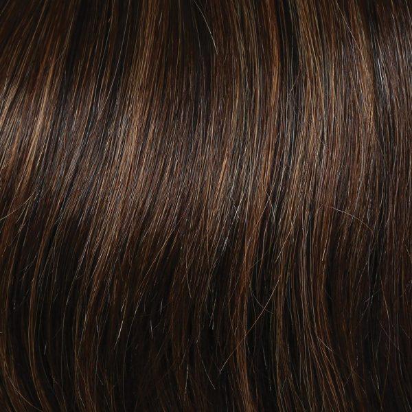 R829S-S+ Glazed Hazelnut | Human Hair Wig Colour by Raquel Welch