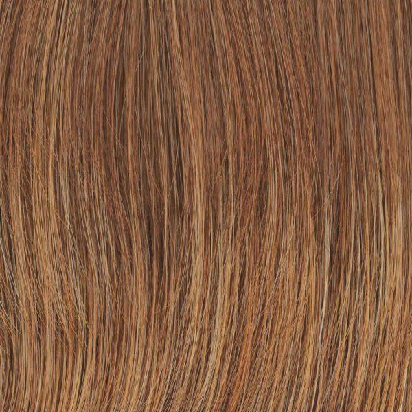 RL30/27 Rusty Auburn Wig Colour by Raquel Welch