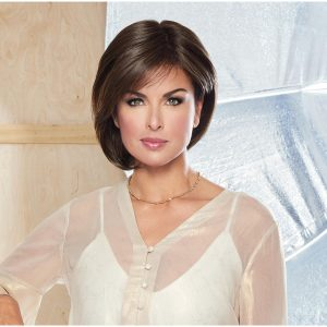 Upstage Petite Wig | Heat Friendly Synthetic Lace Front (Mono Top) | 30 Colours