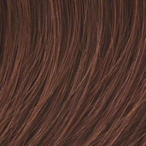 R33 Dark Auburn Wig Colour by Raquel Welch