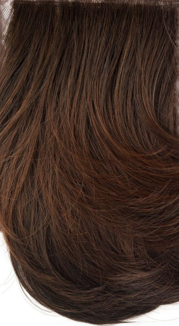 G6/30 Chocoate Copper mist Wig colour by Natural Image