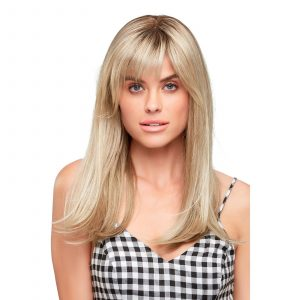 Camilla Wig | Synthetic Mono Top Wig (Hand Tied) | 37 Colours