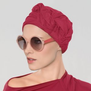 Malou Headwear By Ellen Wille In Bordeaux