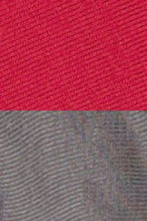 Go Headwear by Ellen Wille Grey/Red