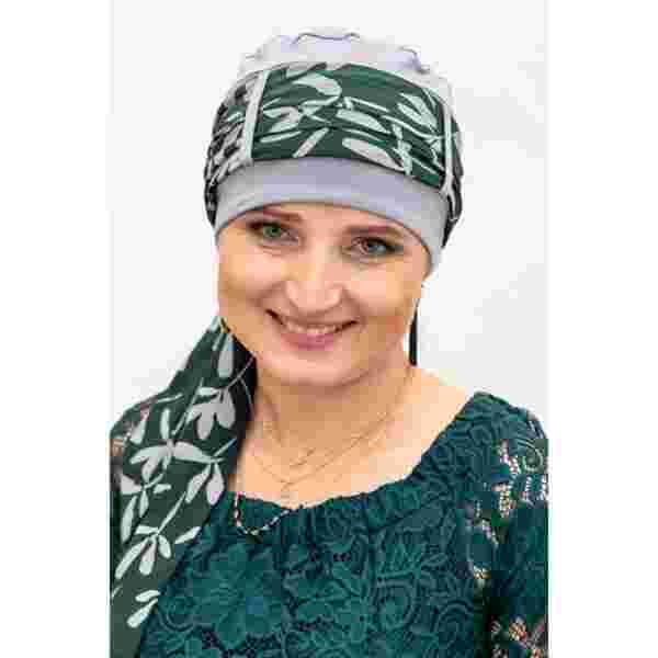 Cathy Turban C/15 | Headwear for women with hair loss