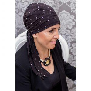 Monika Silk Scarf 9/99 | Headwear For Women With Hair Loss