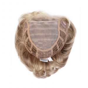 Mono Wiglet 36 Synthetic Hair Topper Lace Front