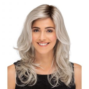 Orchid Wig | Synthetic Lace Front (Hand Tied & Lace Part) | 40 Colours