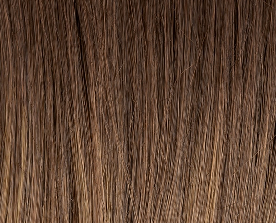 Chocolate Tipped Wig Colour by Ellen Wille