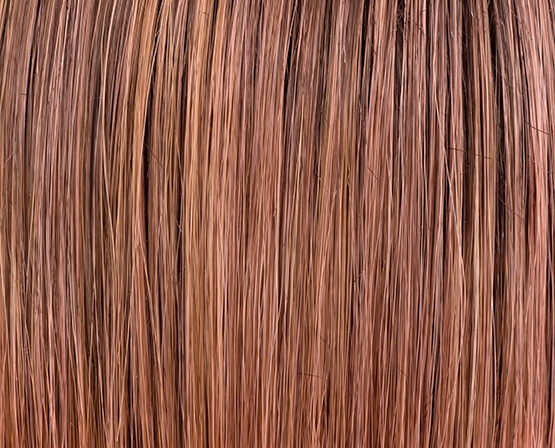 Rosewood rooted Wig Colour by Ellen Wille