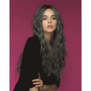 Lavish Wavez Wig | Synthetic Lace Front Wig (Lace Part) | 5 Colours
