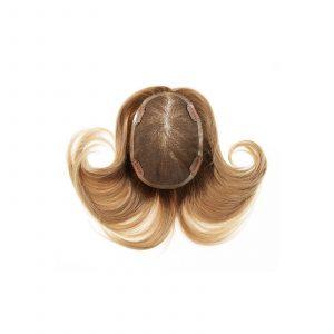 Almeria RH Hair Piece | Human Hair Topper | 18 Colours