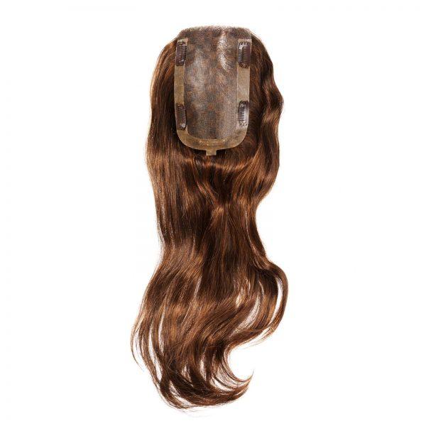 Paris Large Hair Piece by Belle Madame Human Hair