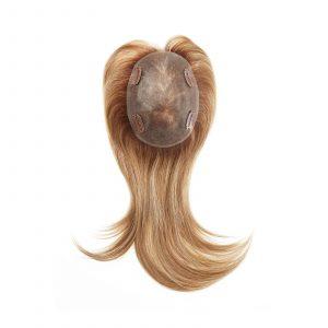 Nizza RH Large Hair Piece | Human Hair Topper | 19 Colours