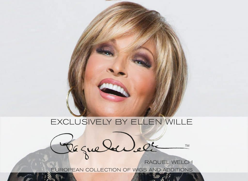 Raquel Welch Wigs European Collection