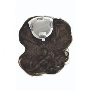 Style 182H (Mono) | 100% Human Hair Topper | 9 Colours