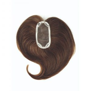 Light Cover Piece (Mono) | Synthetic Hair Topper | 24 Colours