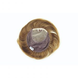 Lucky Long Page | Synthetic Hair Topper | 15 Colours