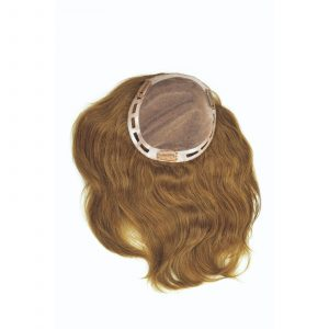 Solution C (Mono) | 100% Human Hair Topper | 12 Colours