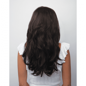 Sydney Hair Topper   Half Wig   Synthetic