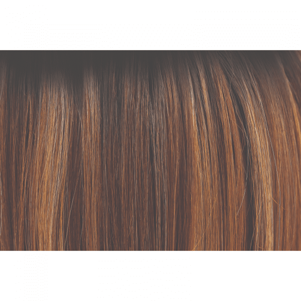Molten Amber Wig Colour | Orchid Collection by Rene of Paris | Heat Friendly Synthetic